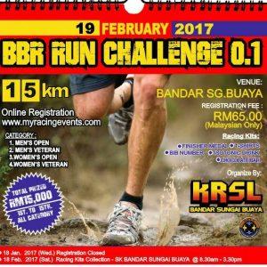 BBR Run Challenge 0.1 2017