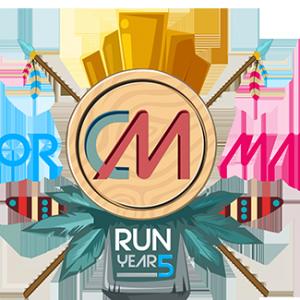 Color Manila Run Year 5 2017