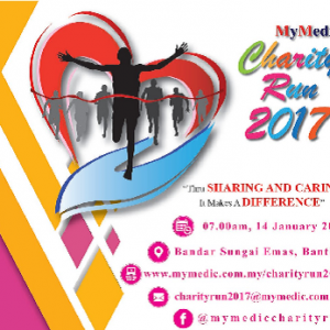 MyMedic Charity Run 2017