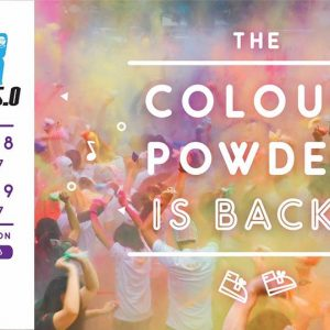 Colour Rush 5.0 – Kuching 2017