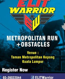 Elit Warrior Metropolitan Run + Obstacles 2017
