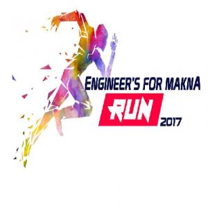 Engineer's for MAKNA Run 2017