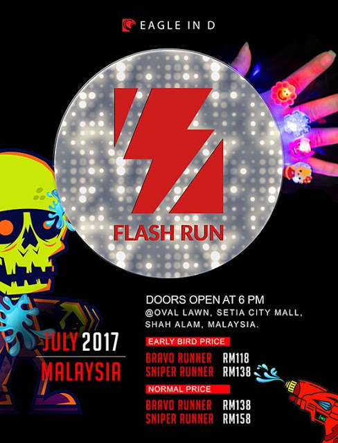 Flash Run Asia 2017