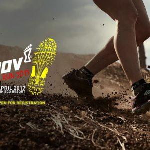 INOV8 Trail run 2017