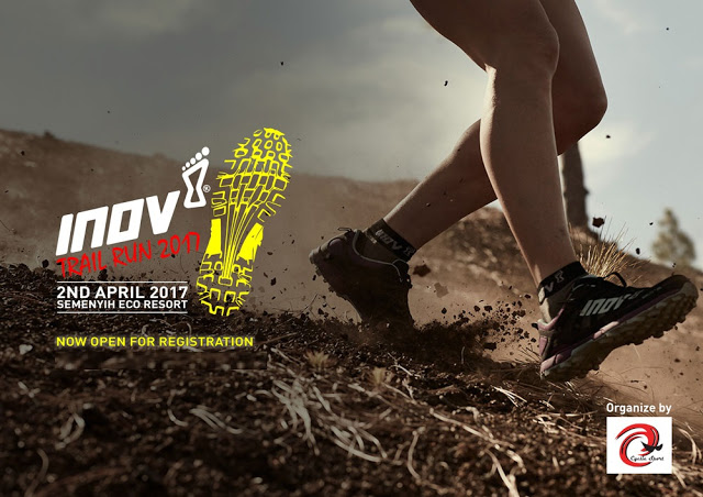 INOV8 Trail run 2017