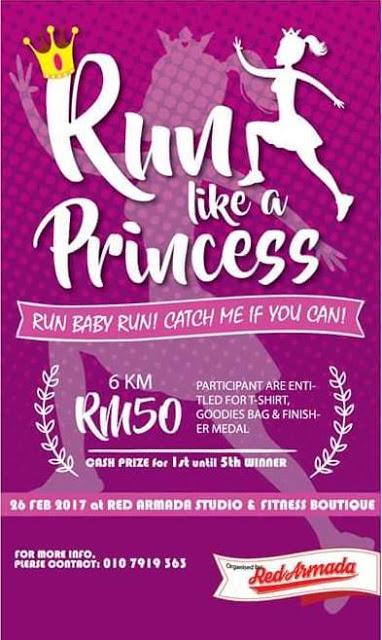 Run Like A Princess 2017