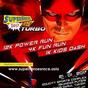 Superheroes Race™ TURBO 2017