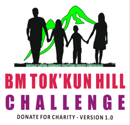 BM Tok'Kun Hill ( Walk/Run ) Challenge 2017
