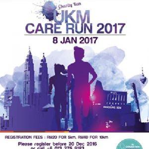UKM Care Run 2017