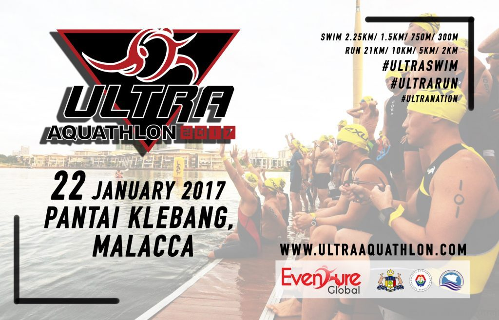 Ultra Aquathlon Malacca 2017