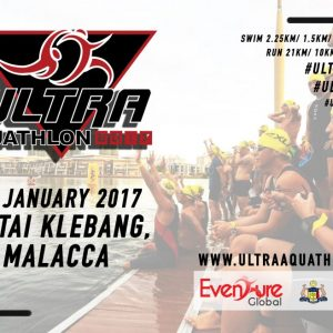 Ultra Aquathlon Malacca 2017