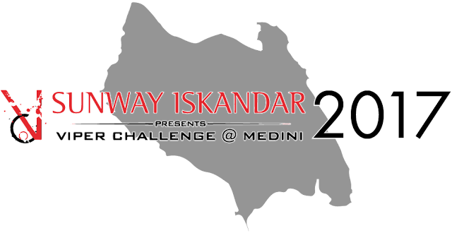 Sunway Iskandar Viper Challenge@Medini Johor 2017