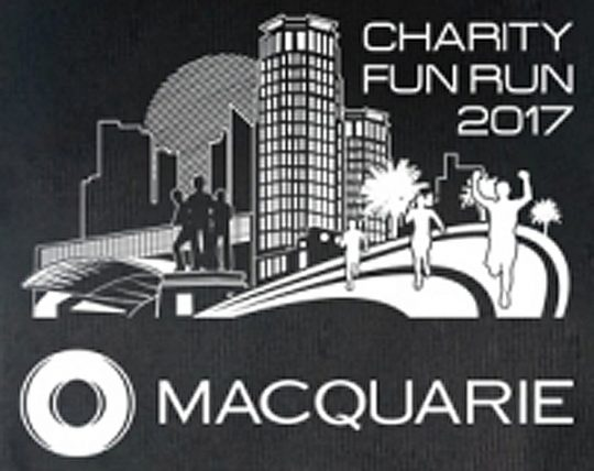 Macquarie Charity Fun Run 2017