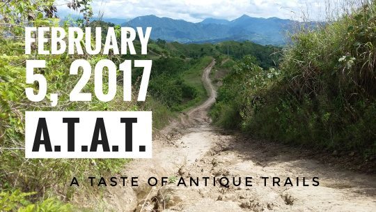A.T.A.T: A Taste of Antique Trails Route 2 2017