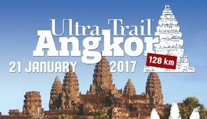 Ultra Trail d'Angkor 2017