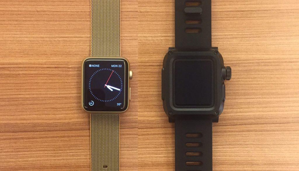 new styles 9bd13 321c3 Running Gear Review: Apple Watch Series 1 with Lunatik Epik H2O ...
