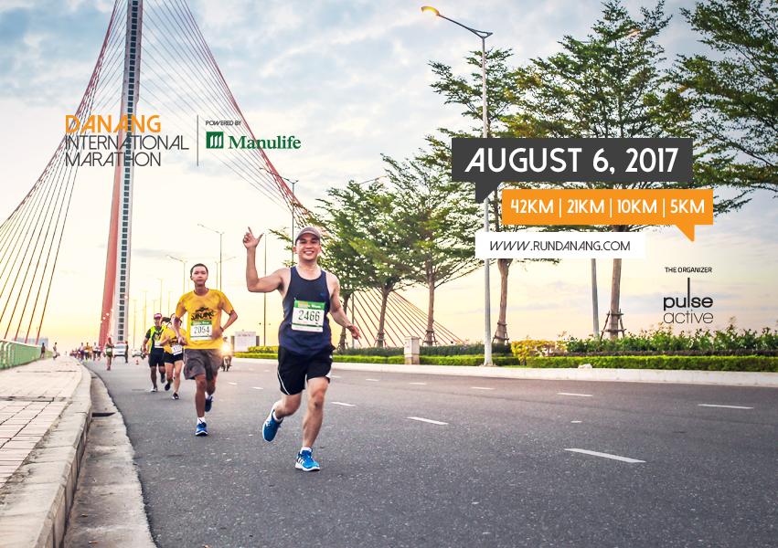 Danang International Marathon 2017