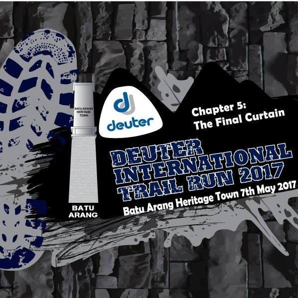 Deuter International Trail Run 2017