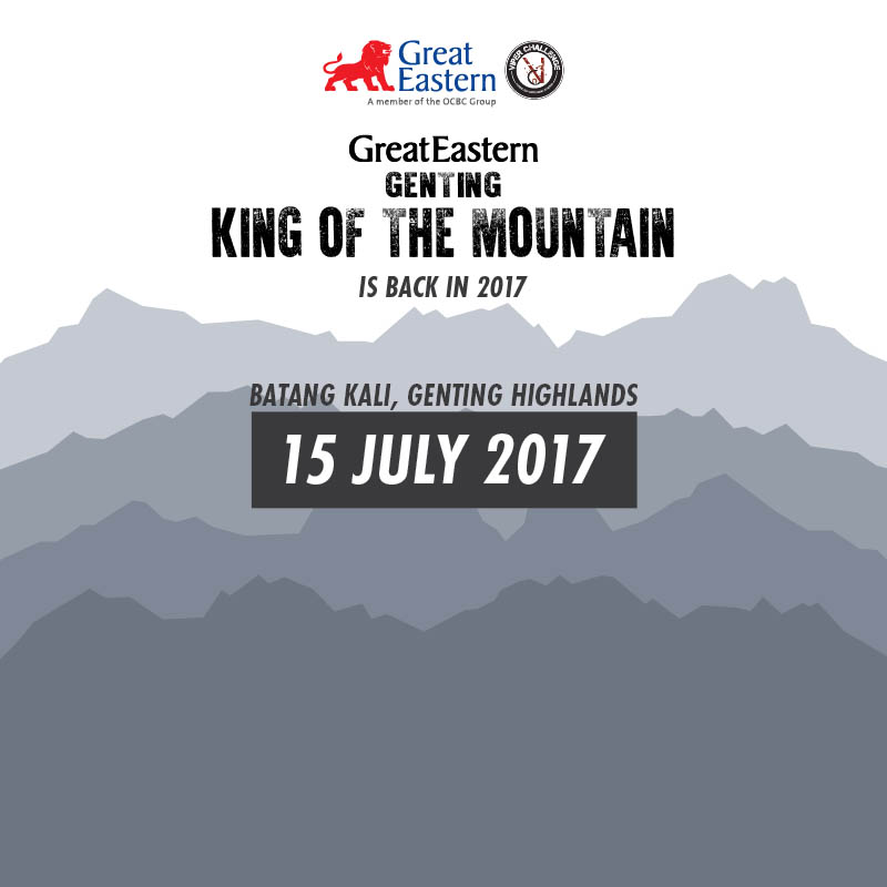 Great Eastern Genting King of The Mountain 2017