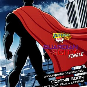 Superheroes Race™ | Guardian of the City Finale 2017