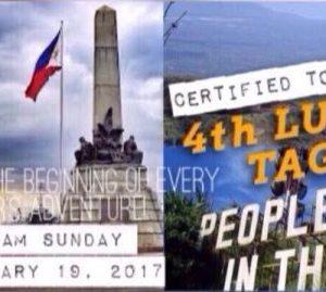 4th Luneta To Tagaytay 60KM Midnight Ultramarathon 2017