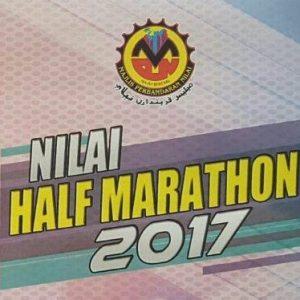 Nilai Half Marathon 2017