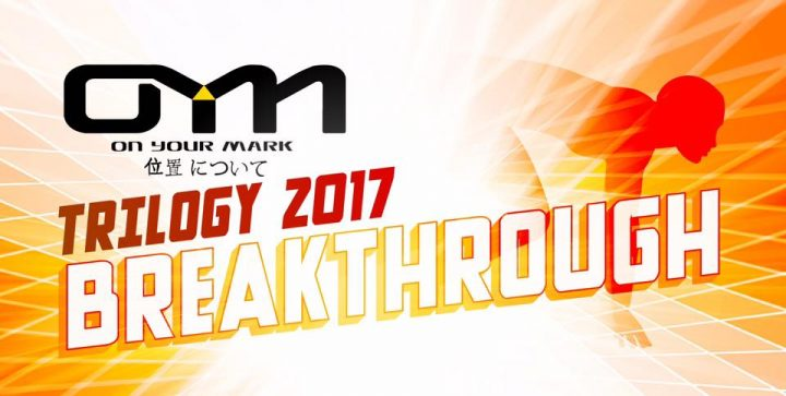 OYM (On Your Mark) Trilogy 2017 Leg 1