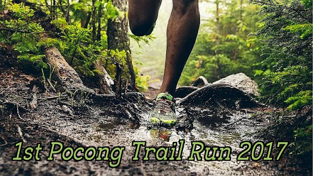 1st Pocong Trail Run 2017