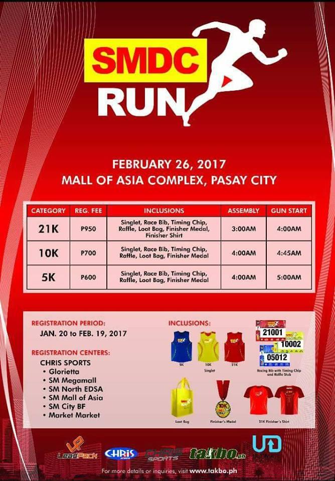 SMDC Run 2017