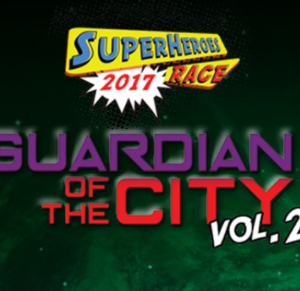 Superheroes Race™ | Guardian of the City Vol. 2 2017