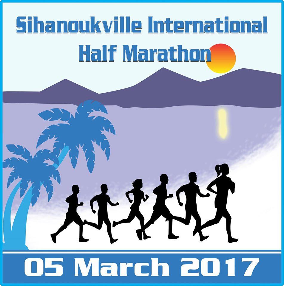 The 6th Sihanoukville International Half Marathon