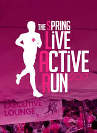 The Spring Live Active Run 2017