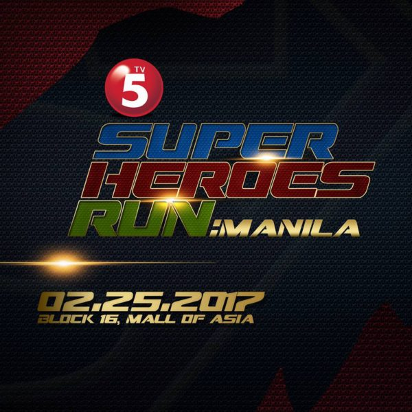 Super Heroes Run Manila 2017