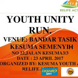 Youth Unity Run 2017
