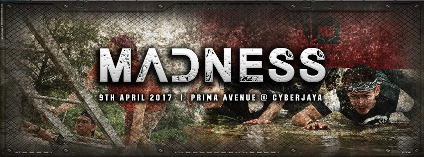 Mad Warrior Madness 2017