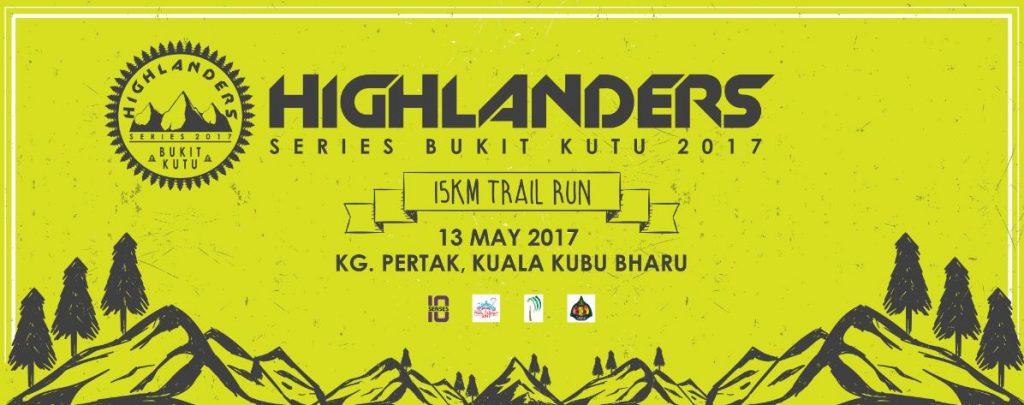 Highlanders Series Bukit Kutu Trail Run 2017