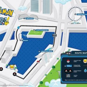 Pokemon Run SG 2017