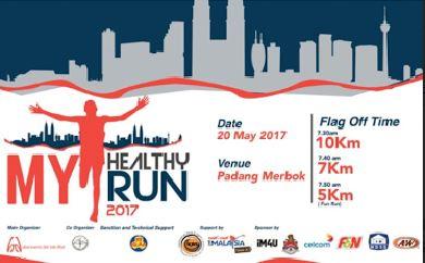 My Healthy Run 2017