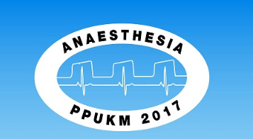 Anaesthesia PPUKM Run 2017