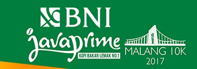 BNI Javaprime Malang 10K 2017