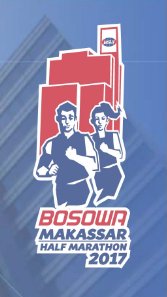 Bosowa Makassar Half Marathon 2017