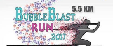 IIUM Bubble Blast Run 2017