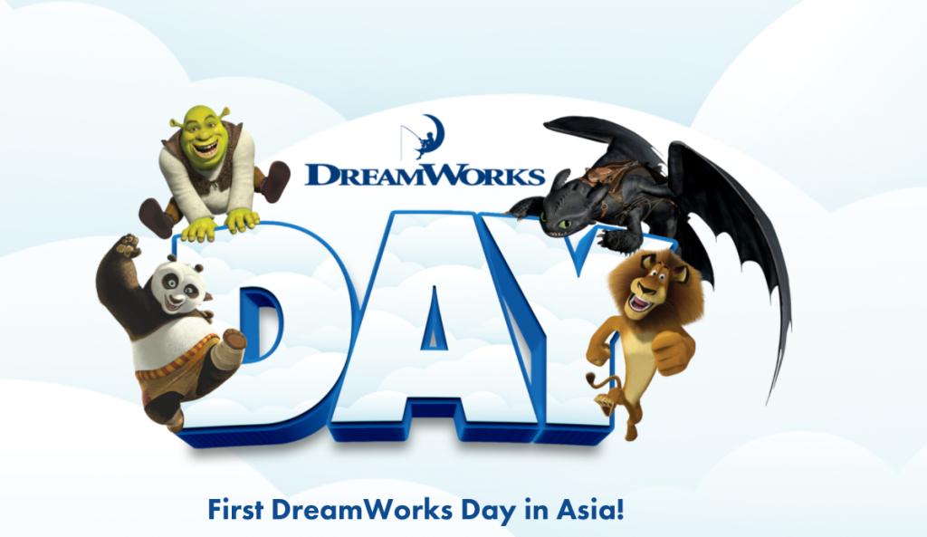 DreamWorks Day Run 2017