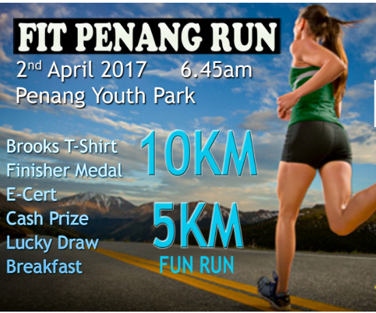 Fit Penang Run 2017