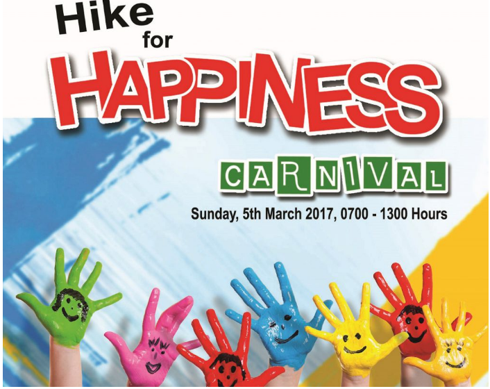 Hike For Happiness Carnival 2017