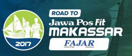 Jawa Pos Fit Makassar Marathon 2017