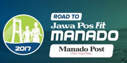 Jawa Pos Fit Manado Marathon 2017