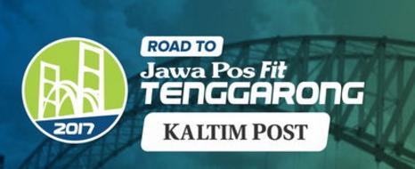 Jawa Pos Fit Tenggarong Marathon 2017