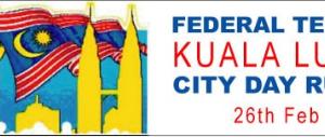 Kuala Lumpur City Day Run 2017