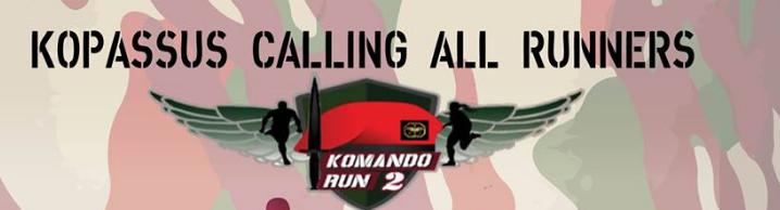 Komando Run 2017